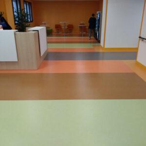 pavimenti in linoleum